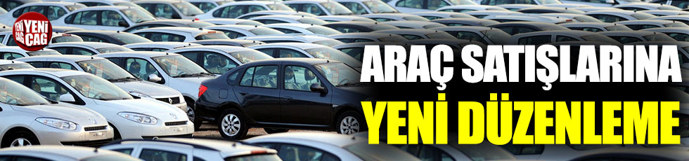 Araç satışlarına ekspertiz raporu