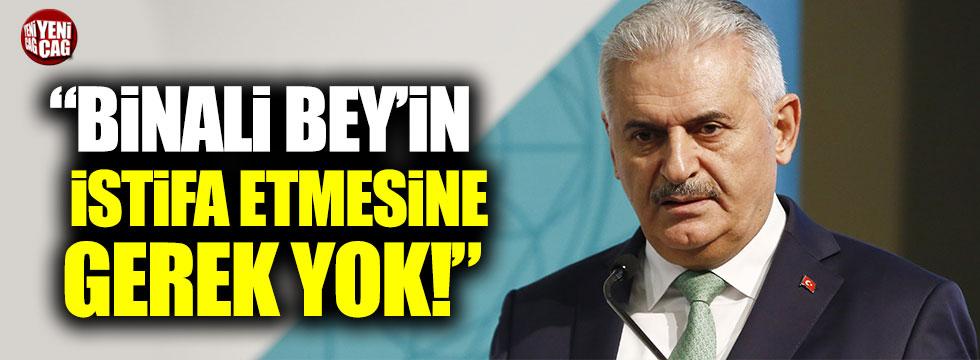 """Kemal Kılıçdaroğlu: """"Binali Bey'in istifa etmesine gerek yok"""""""