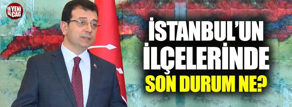 Ekrem İmamoğlu, Kılıçdaroğlu ile görüştü