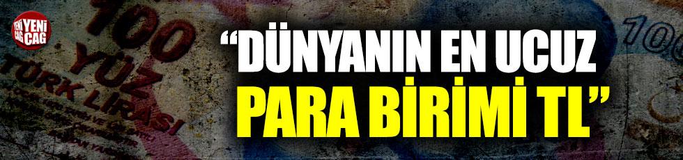 'En ucuz para Türk Lirası'