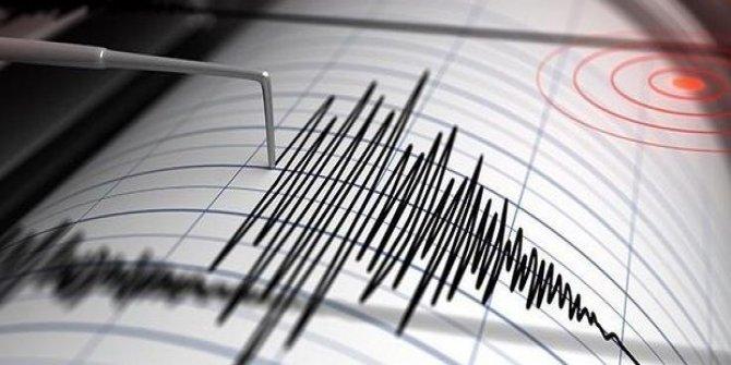 Muğla'da 4.5 büyüklüğünde deprem!
