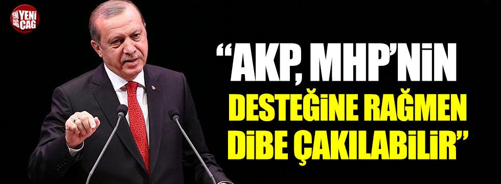 """Can Ataklı: """"AKP, MHP'nin desteğine rağmen dibe çakılabilir"""""""