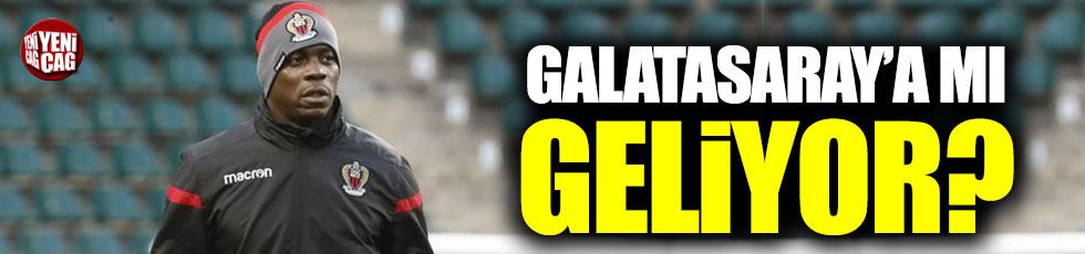 Balotelli'den Galatasaraylıları heyecanlandıran paylaşım!
