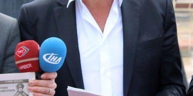 """Nalçacıoğlu: """"Kilis'i almak için yola çıktık"""""""