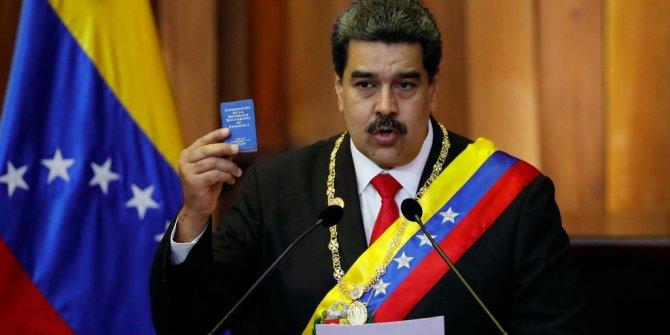 Venezuela'da Maduyo'ya karşı protesto hazırlığı