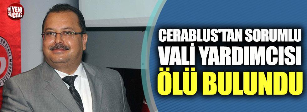 Gaziantep Vali yardımcısı ölü bulundu