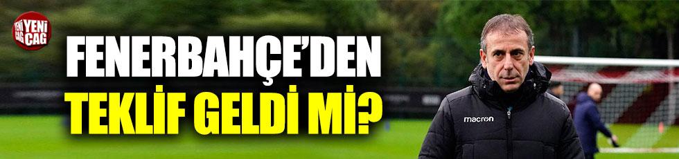 Abdullah Avcı'dan Fenerbahçe iddiasına yanıt