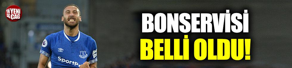Everton, Cenk Tosun'un bonservisini belirledi