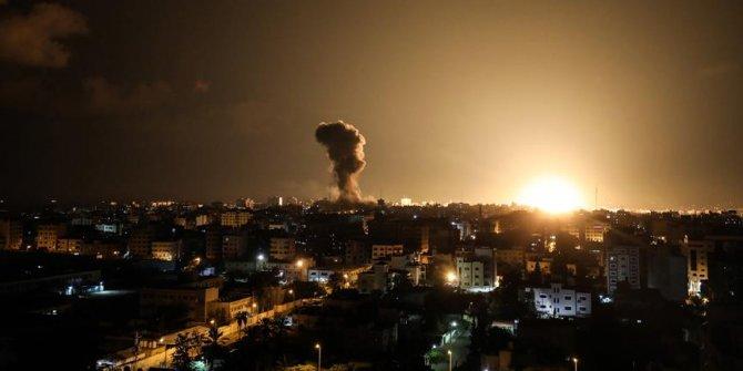 """İsrail: """"Binlerce hedefe saldırı düzenledik"""""""