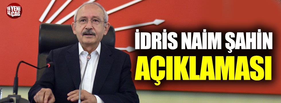 İdris Naim Şahin aday olacak mı?
