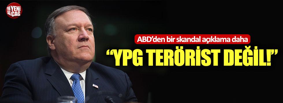 ABD Dışişleri Bakanı Pompeo'dan skandal YPG açıklaması
