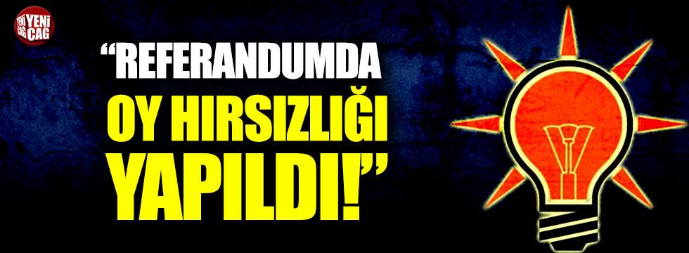 """İsmail Ok: """"Halk AKP'ye Osmanlı tokadı vuracak"""""""