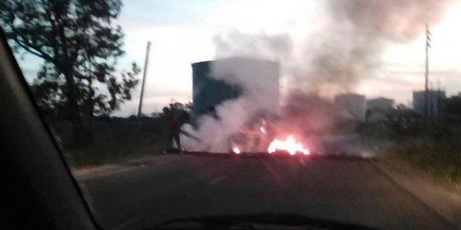 Zimbabve'deki protestolarda 5 kişi hayatını kaybetti
