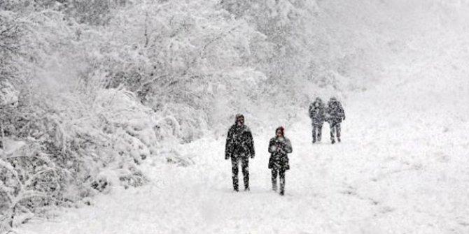 Eğitime kar engeli: Hangi illerde okullar tatil?