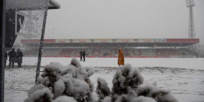 Boluspor-Galatasaray maçı ertelendi mi?