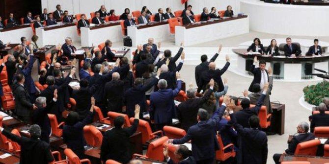EYT yine AKP-MHP engeline takıldı