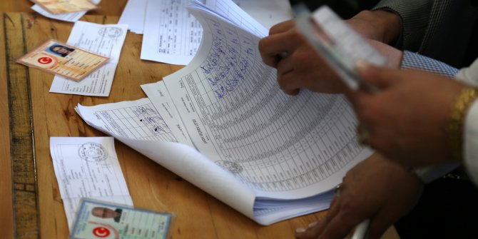 """""""YSK listesinde yaşı 100 ile 165 arasında olan 6 bin 389 seçmen var"""""""