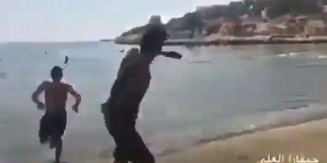 Suriyelilerden skandal Türkiye videosu