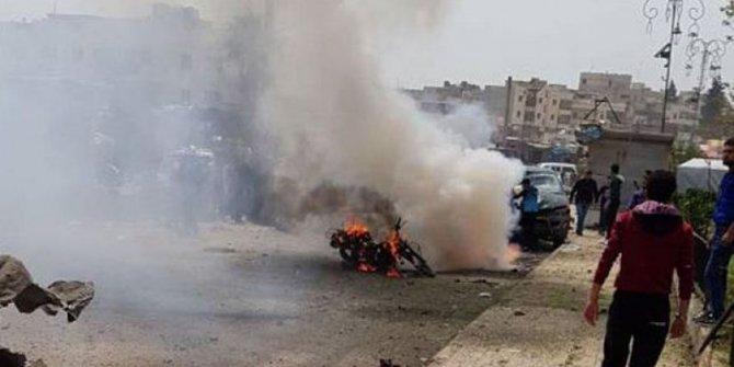 Münbiç'te patlama: 2'si ABD askeri 14 ölü
