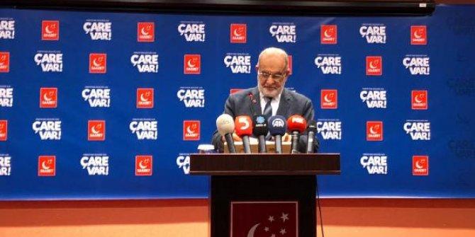 """Karamollaoğlu: """"Duvara tosladık"""""""