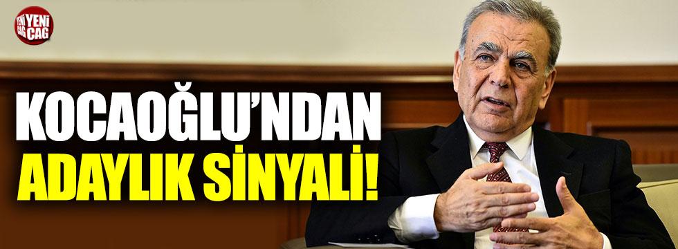 Aziz Kocaoğlu, Kılıçdaroğlu ile görüştü