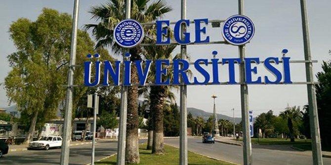 Ege Üniversitesi'nde neler oluyor?