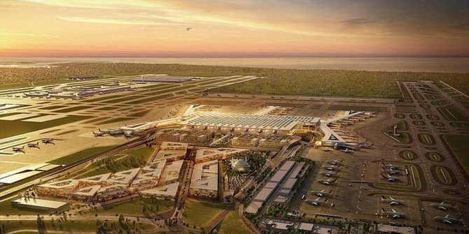 3. Havalimanı'na taşınma planı açıklandı