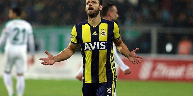 Fenerbahçeli Soldado Suudi Arabistan yolcusu