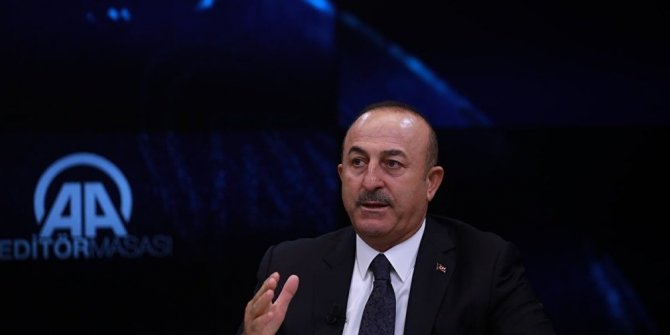 """Çavuşoğlu: """"ABD ile görüşmeye devam edeceğiz"""""""