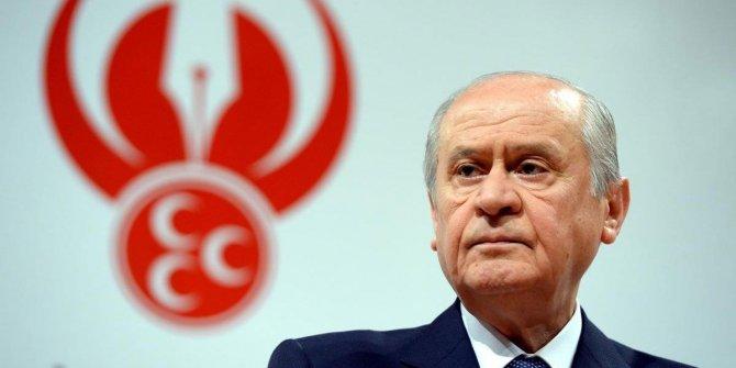 Devlet Bahçeli'den Erhan Usta açıklaması
