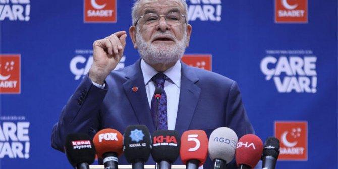 Saadet Partisi 67 adayını açıkladı