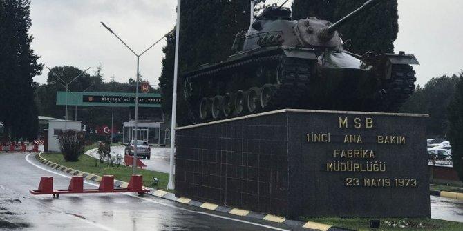 Tank Palet Fabrikası için düzenlenecek mitinge İYİ Parti'den destek