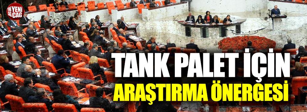 Tank Palet Fabrikası'na ilişkin araştırma talebi