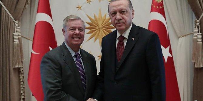 Graham-Erdoğan görüşmesi sona erdi