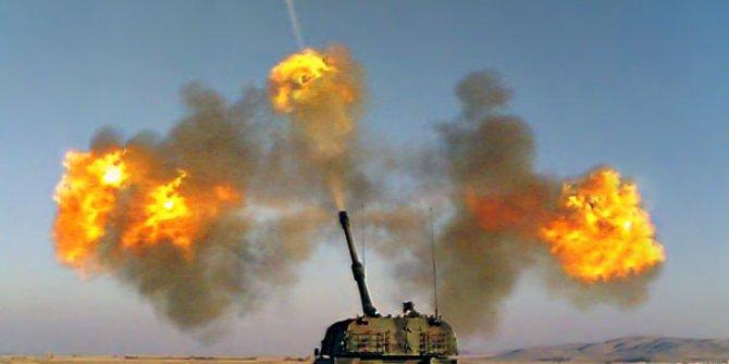 PKK'nın taciz ateşine jet karşılık