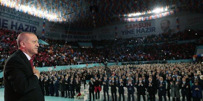 AKP'nin aday tanıtım toplantısında dikkat çeken ayrıntı!