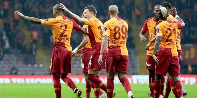 Galatasaray Ankaragücü'nü gole boğdu: 6-0
