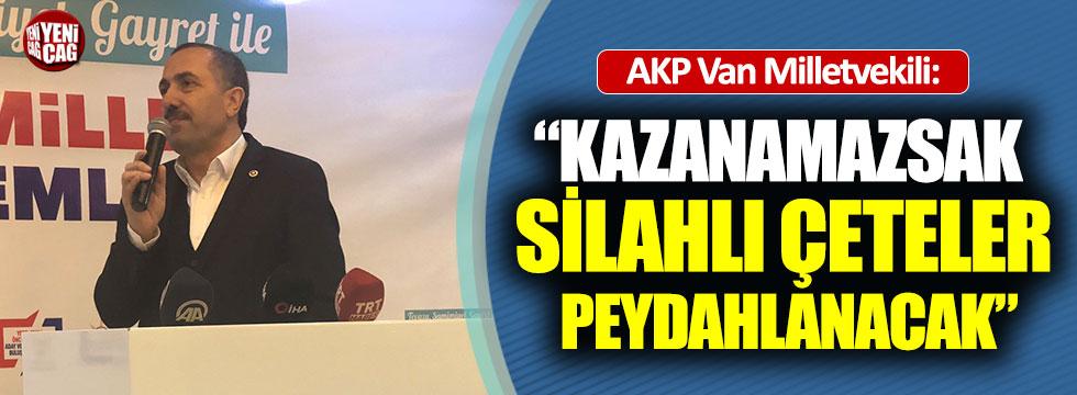 """AKP'li vekilden skandal açıklama: """"AK Parti kazanmazsa..."""""""