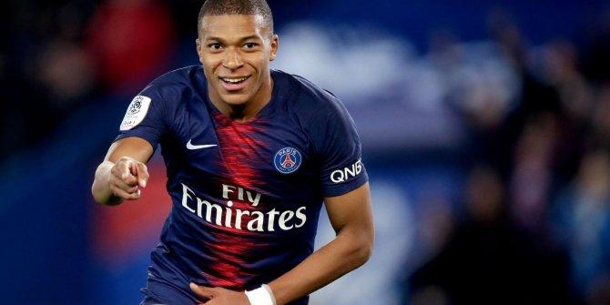 Mbappe'den Real Madrid'e transfer açıklaması