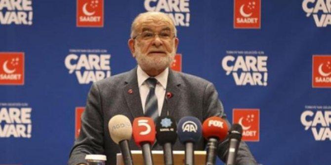 Saadet Partisi İstanbul'da 9 aday açıkladı