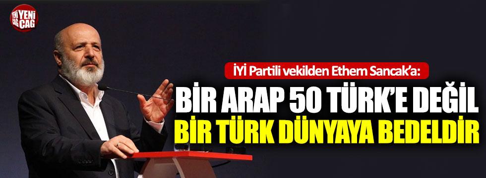 """Tuba Vural: """"Bir Arap 50 Türk'e değil, bir Türk dünyaya bedeldir"""""""