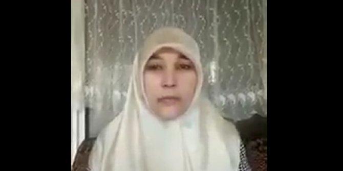 """Uygur Türkü annenin feryadı: """"Çocuğumu öldürmemi istediler"""""""