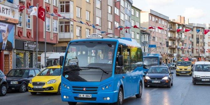Minibüsçülerin tepki çeken hareketlerine çözüm: Ücretlere zam yapılsın