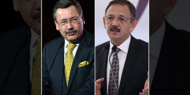 Mehmet Özhaseki'den Melih Gökçek'e FETÖ göndermesi