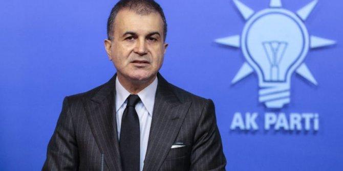 AKP'den Suriye'deki saldırılara ilişkin açıklama