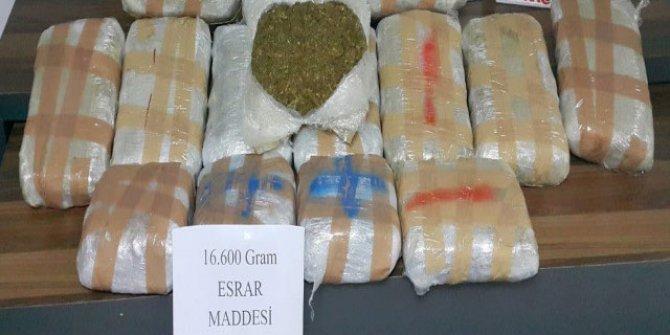 Antalya'da uyuşturucu operasyonları: 26 tutuklu