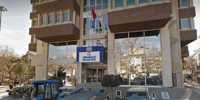 AKP'li belediyeye icra şoku!
