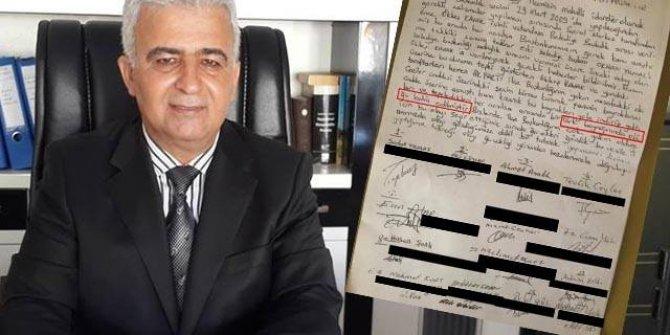 """AKP'nin başkan adayından şok iddia: """"Beni yıkmak isteyenler MHP'de"""""""