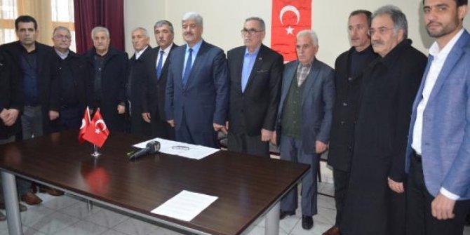 AKP'de bir toplu istifa daha
