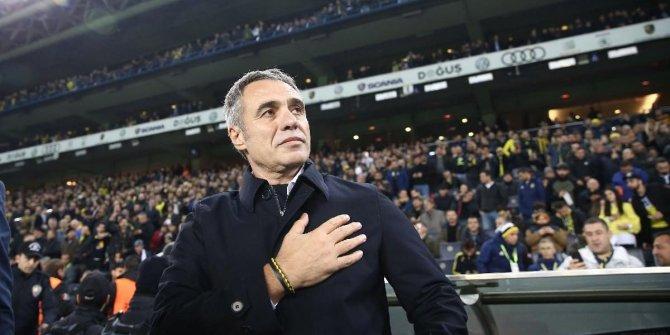 Fenerbahçe'de Ersun Yanal'dan yönetime transfer ısrarı